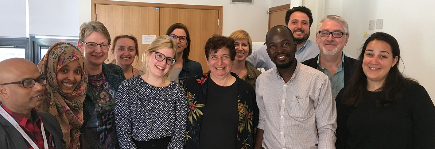 Reflections on Professor Joan Tronto's visit to Sheffield