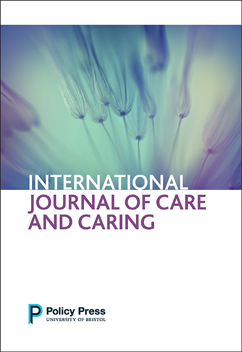 International Journal of Care and Caring