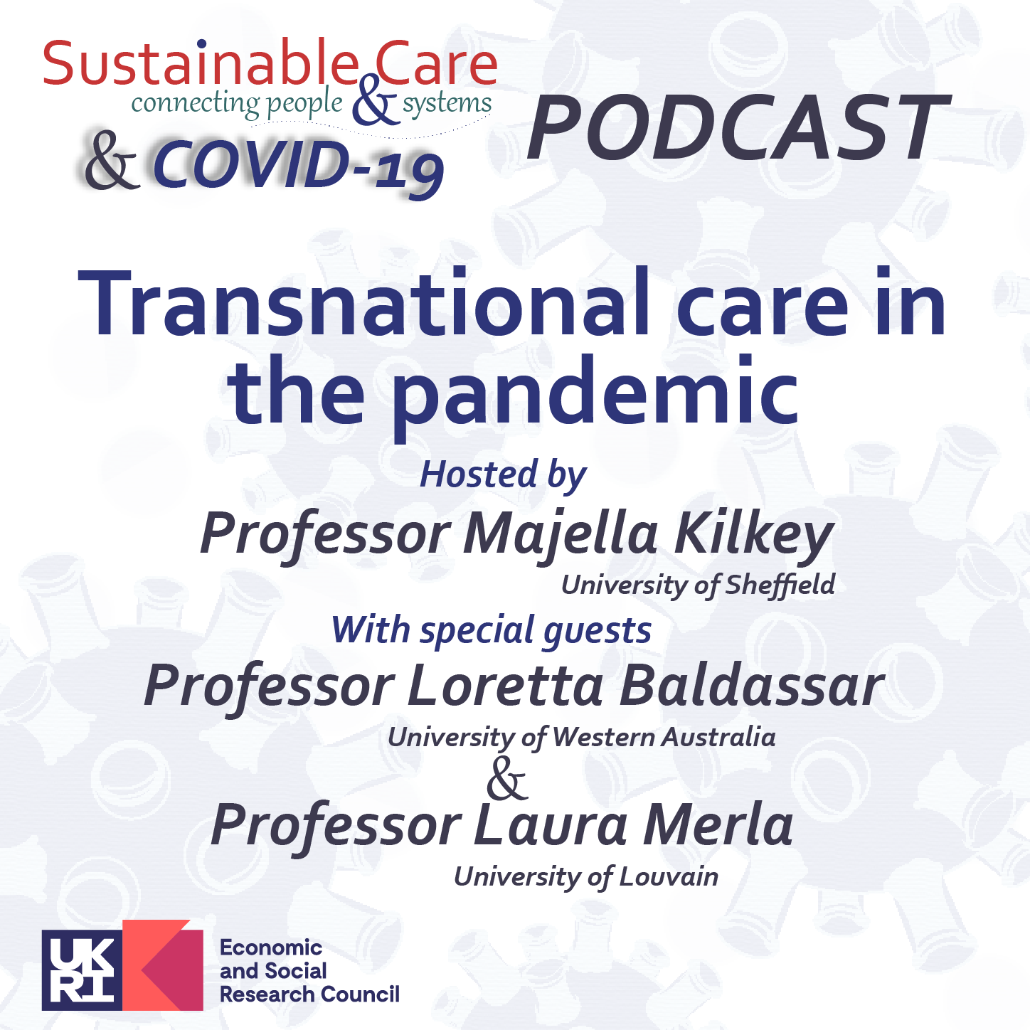 Sustainable Care & COVID-19: Transnational care in the pandemic